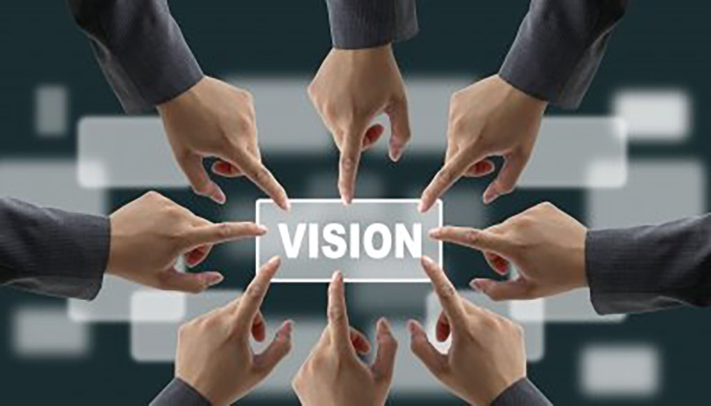 What are the benefits of a personal vision?